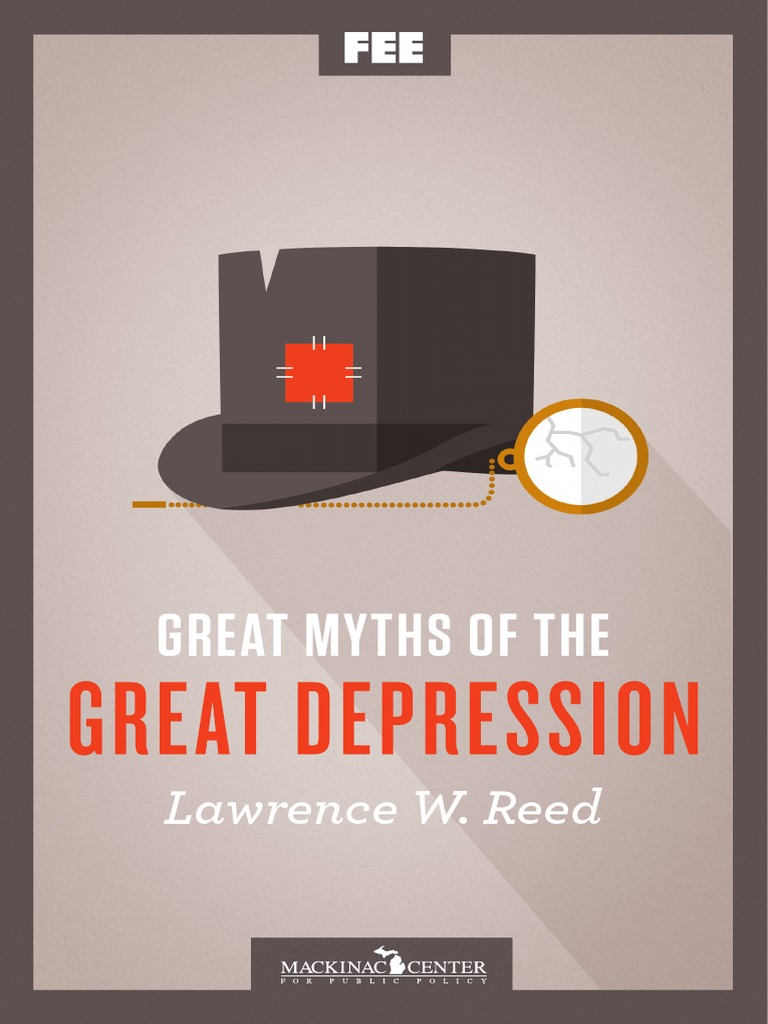 Great myths of the great depression great depression federal great myths of the great depression great depression federal reserve system fandeluxe Images