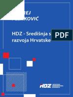 Program Andreja Plenkovića