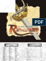 Redguard Manual