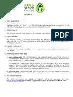 1516 VSC Guidelines