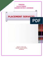 Placements & Services Profile