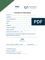 Formulario de Matriculación (1)