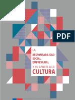 La Responsabilidad Social Empresarial y Su Aporte a La Cultura