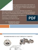Generador de Vórtices, Vcone, Pitot