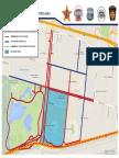 DNC Road Closure Map