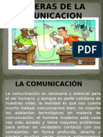 Barreras de la comunicacion