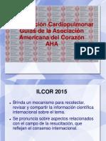 01- Reanimacion Cardiopulmonar Basica. Actualizacion