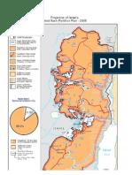 Plan partition Cisjordanie 30 05 08