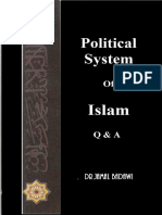 Political System of Islam -Jamal Badawi