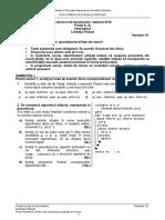 Informatica Pascal Sp SN 2016 Var 10 LRO