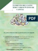 8 - Planeamiento Del Gasto y Presupuesto de Capital
