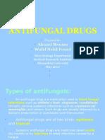 Anti-fungal Medications