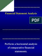 V & H Analysis