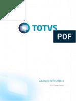 TOTVS Gestão Contábil - Apuraçao de Resultados