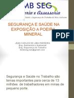 Exposição a Poeira Mineral Ok