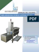 Manual de Usuario Mlx500 Kg