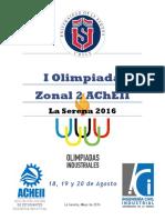 Bases Olimpiadas Oficial(CEC ICI ULS)