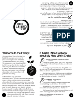 Light Tool Guide Your Friends to Grow in Christ Scf