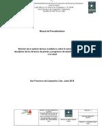 Manual de Procedimiento CEIFRHS
