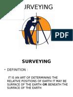Surveying 1