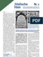 antifaschistische nachrichten 2008 #01