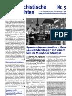 antifaschistische nachrichten 2008 #05