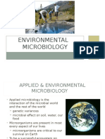 Chapter 1 - Introduction to Environmental Microbiology
