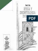 RUIZ, Daniel. Ética y Deontología de La Profesión Docente. Ediciones Braga. Buenos Aires. 1993