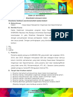 TOR Dasar Dasar Manajemen Organisasi dan Kepemimpinan.docx