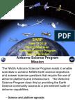 NASA Airborne Science Program Mission