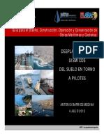 Geotecnia en Obras Portuarias II