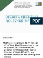 Decreto No37486-MEP.ppt