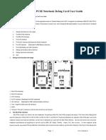 ST8675 5in1 Mini PCIe Laptop Debug Test Card User Guide
