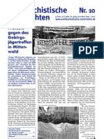 antifaschistische nachrichten 2008 #10