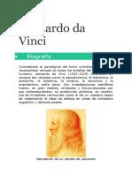 Leonardo Da Vinci Parte 1