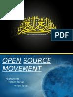 Open Source Movement