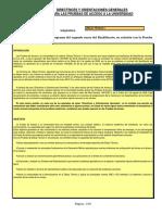 Directrices y Orientaciones Dibujo Tecnico II 2015 2016