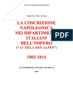 French Conscription in the Italian Annexed Departments