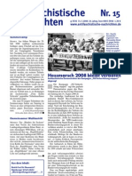 antifaschistische nachrichten 2008 #15