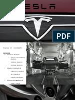 copy of tesla strategic management presentation