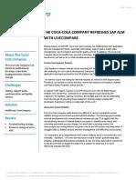 Coca-Cola Case Study