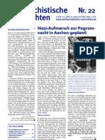 antifaschistische nachrichten 2008 #22