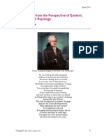 Jamerson. Mozart's Life From the Perspective of Esoteric Astrology and Rayology