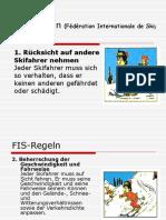 FIS Regeln