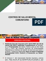 CENTROS COMUNITARIOS 2016 HUNTER.pptx