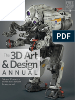 The 3D Art & Design Annual - Volume 1