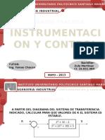 Trabajo de Instrumentacion y Control (Zuly Martinez)