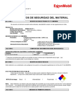MSDS Mobil lux -EP 1