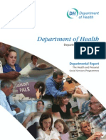 Department of Health Departmental Report 2005