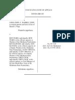 Pope v. Ward, 94 F.3d 656, 10th Cir. (1996)